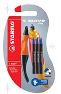 Stabilo S Move Easy Grey + Orange